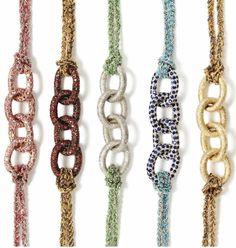 Carolina Bucci 1885 Link Bracelets