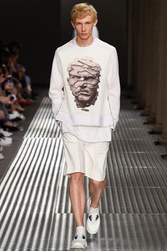Neil Barrett Spring-Summer 2015 Men's Collection