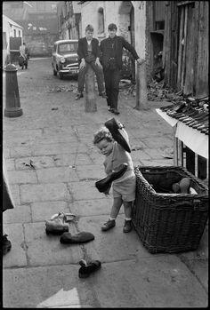 Henri Cartier-Bresson // Ireland, 1962 -- Dublin