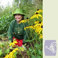 Bellevue Botanical Garden  Work with a group of volunteers that concentrates its efforts in the Waterwise Garden, first and third Wednesdays of the month from 1:00–3:00 PM.