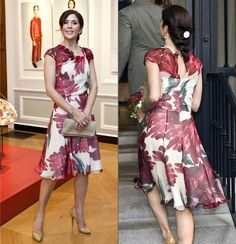 Princess mary denmark fashion 1