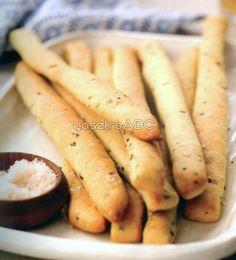 Oregánós kenyérrudak | Receptek | gasztroABC
