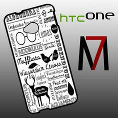 Features: and attractive outlook to fit for HTC One perfectly, and can be installed/removed easily your HTC One from external scratches and shocks or dirt Harry Potter Spells, Htc One M7, How To Remove, Stylish, Fit, Shape