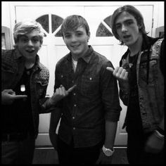 Ryland. No matter what people say, he IS part of the band to all the R5 Family!!!!