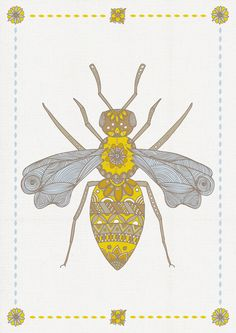 Would love to have a honey bee tattoo like this