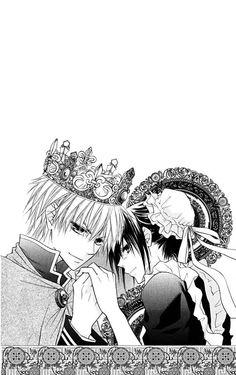 Manga Kaichou wa Maid-sama- Capítulo 17 Página 2