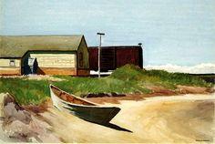 Edward Hopper, Title Unknown