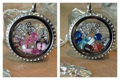 Birth Announcement the Origami Owl way!! www.charmwithme.origamiowl.com