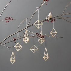 himmeli were created to celebrate the beginning of winter solstice