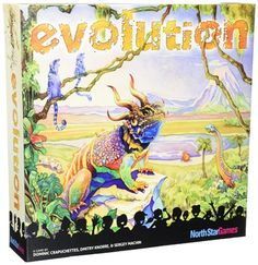 Evolution Board Game tweaked to work for a large group