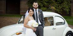 Vintage Beetle - NC Wedding Planner - Brian Mullins Photography - Orangerie Events