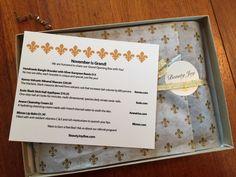 Beauty Joy Subscription Box Review + Coupon - http://mommysplurge.com/2014/11/beauty-joy-subscription-box-review-coupon/
