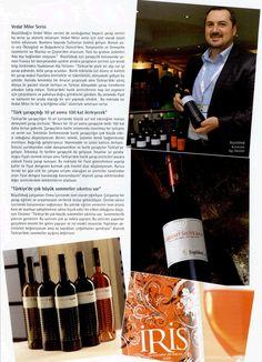 """Alp Törüner, Büyülübağ Vedat Milor serisini ve Türk şarapçılığı ile görüşlerini anlattı. """"Türk şarapçılığı 10 yıl sonra 100 kat ilerleyecek""""   http://foodinlife.com.tr/haber/18169/Avsanin_Buyulu_Baglarindan_Saraba_Yolculuk?utm_source=_medium=_campaign="""