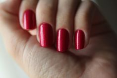 China Glaze - Ahoy! #nails #nailpolish #manicure #nailru