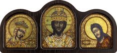 СЕ6002 Triptych King of Kings