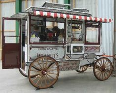 Pop Corn Wagon
