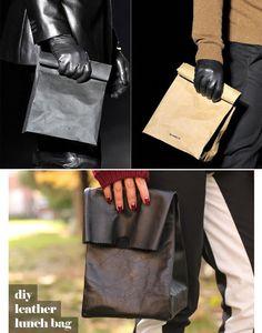 Jil Sander's Lunch Bag