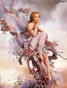 Resultado de imagem para fairy paintings