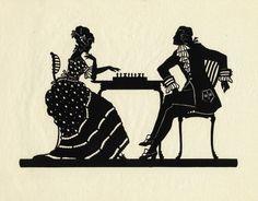 PRECINEMA E LE PAROLE: L'ORIGINE DEL TERMINE SILHOUETTE! Silhouette: tipo di ritratto che consiste nel solo contorno della figura, specie nero su sfondo bianco. Dal nome di Étienne de Silhouette, Controllore Generale delle Finanze del re di Francia Luigi XV. Fra le proprie virtù Luigi XV non poteva annoverare la parsimonia. Spendeva e spandeva con una larghezza difficilmente concepibile 1 di 2