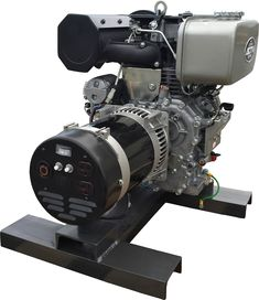Kubota 4,500 Watt Diesel Generator Pressure Pump, Oil Pressure, Small Diesel Generator, Kubota, Generators, Power Led, Diesel Engine, Engineering, Gain Muscle