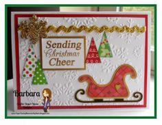 """Sending Christmas Cheer"""