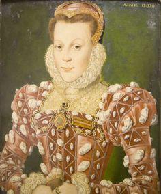 Countess of Southampton 1565