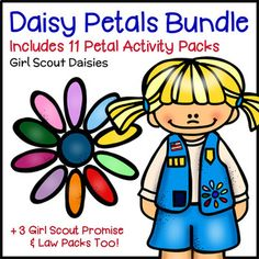 - Girl Scout Daisies earn Petals while learning the values of the Girl Scout Law with the help of this amazing Growing Girls Scouting Helpers bundle. Girl Scout Daisy Petals, Daisy Girl Scouts, Girl Scout Daisy Activities, Girl Scout Crafts, Girl Scout Law, Girl Scout Leader, Girl Scout Promise, Girl Scout Badges, The Help