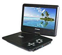Sylvania SDVD1030 10-Inch Portable DVD Player with 5 Hour Battery Life (Certified Refurbished)