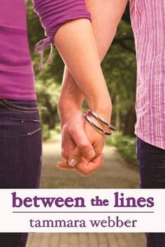 Between the Lines (Between the Lines, #1).     I really enjoyed it. I had wished we saw more of graham then reid. But I get it. It was a unusual way to write the story.