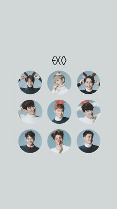 EXO wallpaper for phone Para oppaa Chanbaek, Exo Ot12, Exo Stickers, Chanyeol Baekhyun, Exo Album, Exo Lockscreen, Exo Fan, Xiuchen, Exo Korean