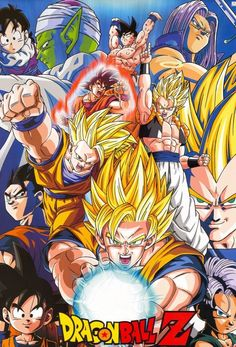 Dragon Ball Z (All day everyday)