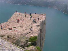 Preikestolen - Norvegia - Foto - SiViaggia