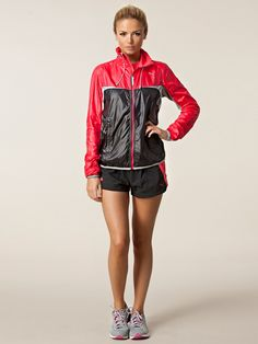 Faas Wind Jacket W - Puma - Red - Jackets And Coats - Sports Fashion - Women - Nelly.com Uk