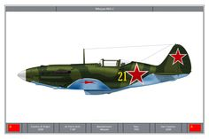 Mikoyan Gurevich MiG-3 User Country USSR