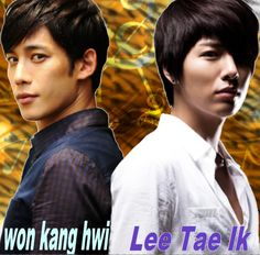 #55...FULL HOUSE TAKE 2...even tho they aren't as manly man and are prettier than most girls..they still manage to get me to squeal like a lunatic when they do aegyo stuff lol...NO MIN WOO and PARK KI WOONG are just too gorgeous in this that it hurts too darn much just looking at them! :'(
