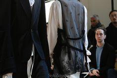Ann Demeulemeester F/W17 Men's - Paris