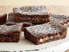 "Knock-You-Naked Brownies (The Big Game) - ""The Pioneer Woman"", Ree Drummond on the Food Network."