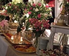 Buffet, Table Settings, Table Decorations, Furniture, Home Decor, Saints, Get A Life, Buffets, Table Top Decorations