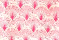 Christopher Farr Brisa Hot Pink (Contact me for discounted pricing based on Quantity) - fabric for Olives pillows? Textiles, Textile Patterns, Color Patterns, Print Patterns, Design Patterns, Surface Design, Custom Window Treatments, Design Graphique, Fabric Wallpaper
