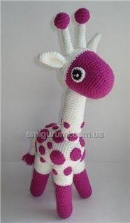Giraffe Russian Free Pattern..