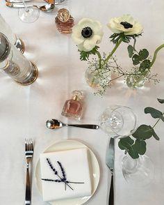 Starter dagen med deilig frokost med @guerlain #ellebeauty