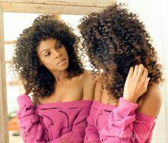 "For all girls and boys who are proud of natural curly hair and appreciate this lovely hairstyle. ""Beautiful curls are the result of accepting your curls, working with them, and being. Ethnic Hairstyles, Black Women Hairstyles, Weave Hairstyles, Pretty Hairstyles, Hairstyles Haircuts, Curly Hair Styles, Natural Hair Styles, The Maxx, Natural Curls"
