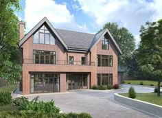 7 bedroom detached house for sale in 2 Burnthwaite Hall, Old Hall Lane, Lostock, Bolton, Lancashire, BL6