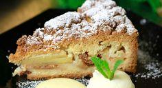 Navenant - Bourgondisch genieten :: Culinair :: Recepten :: Nagerecht :: Kruimeltaart met appels en peren