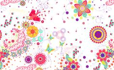 Carpintaria Estúdio - Sommer - Desenvolvimento de ilustrações para estampas das coleções Primavera / Verão 2007 à Primavera / Verão 2013