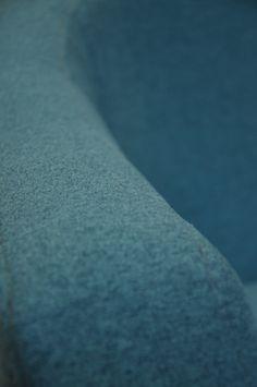 Tak prezentuje się Malaga 17 na fotelu :)  #upholstery #textile #modernfabrics