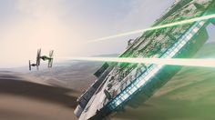 The Hollywood Reporter - 'Star Wars: The Force Awakens' Teaser Trailer Debuts