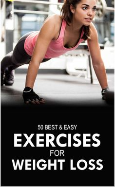 Best Weight Loss Exercises You Can Try