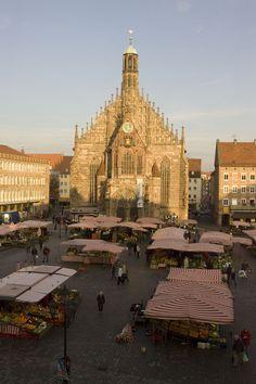 Bildergalerie Nürnberger Sehenswürdigkeiten - Stadtportal - Stadtportal Nürnberg
