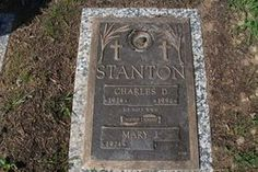 Charles D. Stanton, 1924-1996 and Mary J. (Cowhey) Stanton, 1924-2013